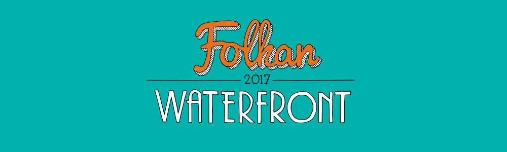 Folkan Waterfront – Bortom idéer om rätt och fel finns ett fält. Vi träffas där.